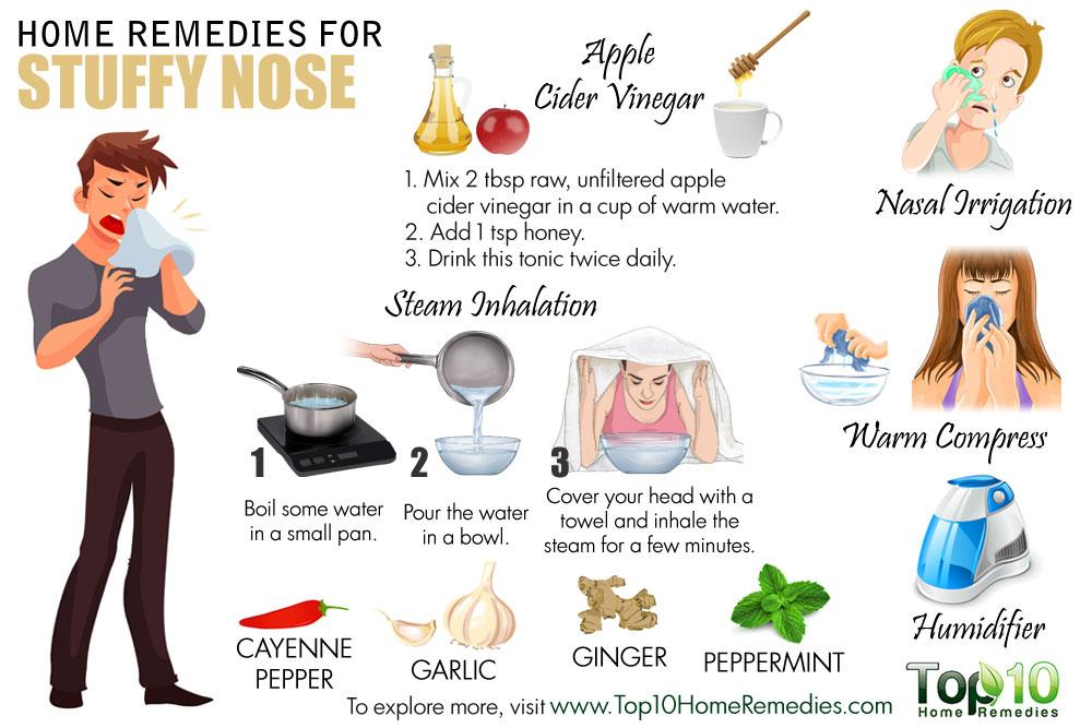 home remedies for a