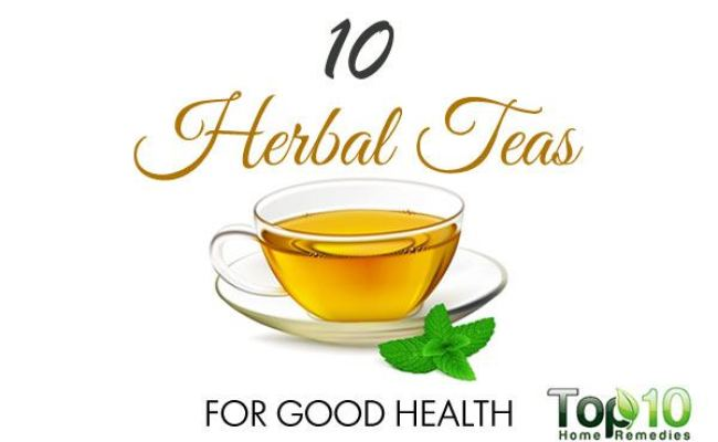 10 Herbal Teas For Good Health Page 3 Of 3 Top 10 Home