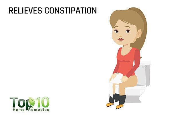 exercise during pregnancy relieves constipation