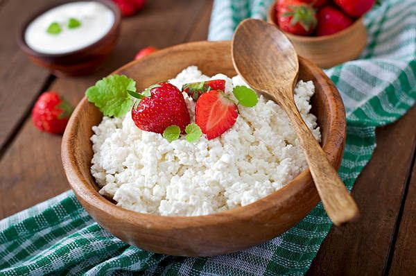 cottage cheese for diabetes snacks