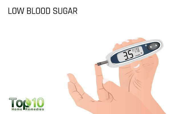 low blood sugar makes you hungry