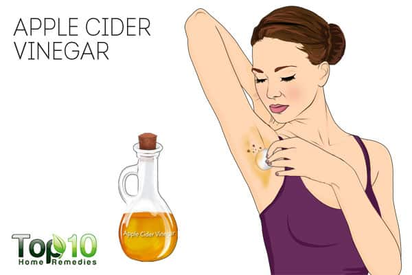 how to get rid of armpit