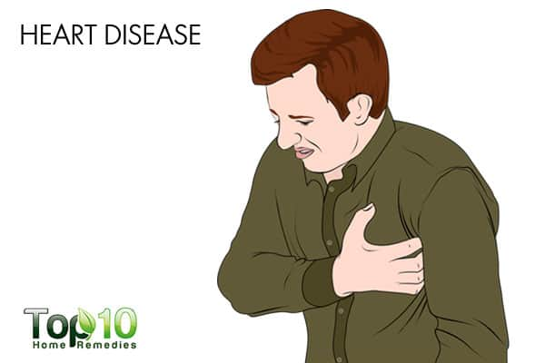 heart disease from secondhand smoke