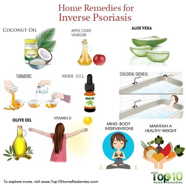 home remedies for inverse psoriasis
