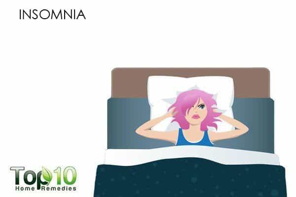 pregnancy problem thrid trimester insomnia