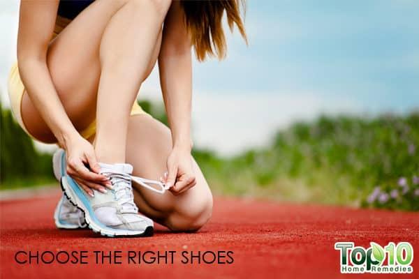diabetics should wear right shoes for walking