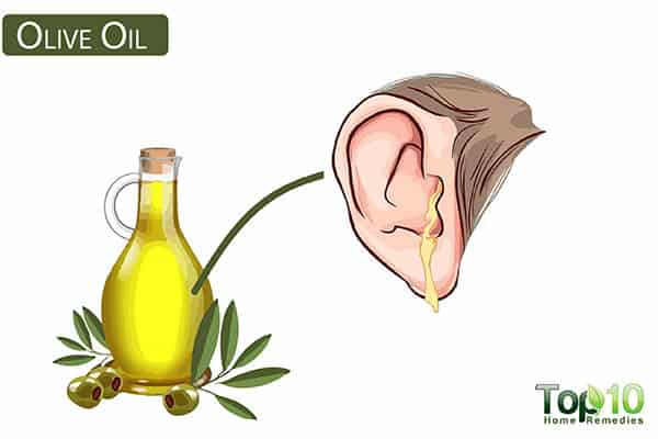 olive oil for ear pain in kids