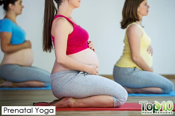 prenatal yoga for backache during pregnancy