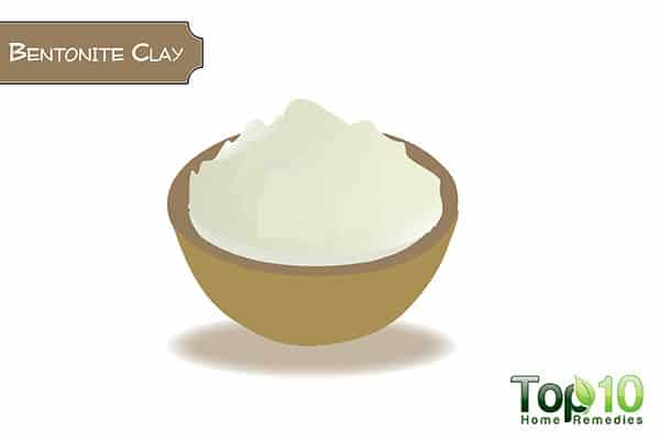 bentonite clay to whiten your teeth