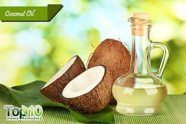 coconut oil for ringworm in kids