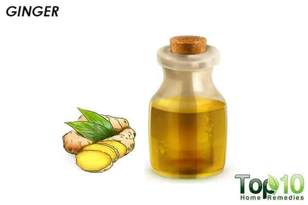 ginger to shrink lipoma