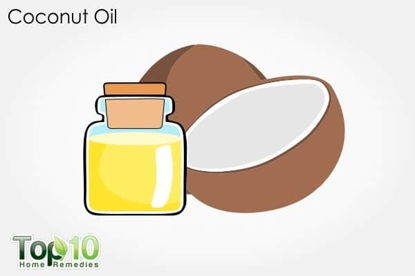 coconut oil for constipation in kids
