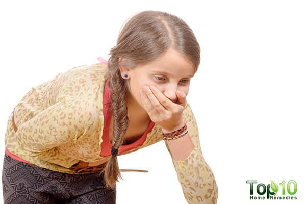 Vomiting and Nausea in Children Cure it the Natural Way  Top 10 Home Remedies