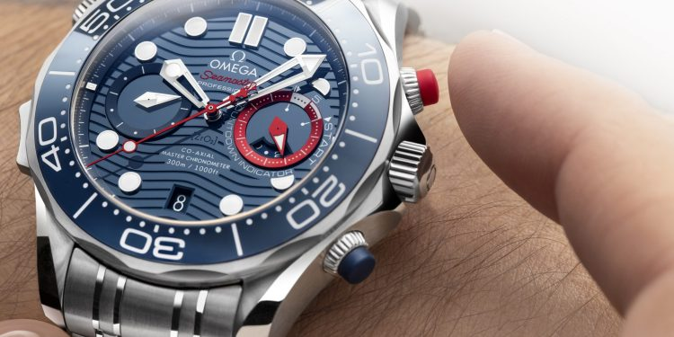 As Official Timekeeper of the America's Cup, OMEGA has launched a race-ready timepiece