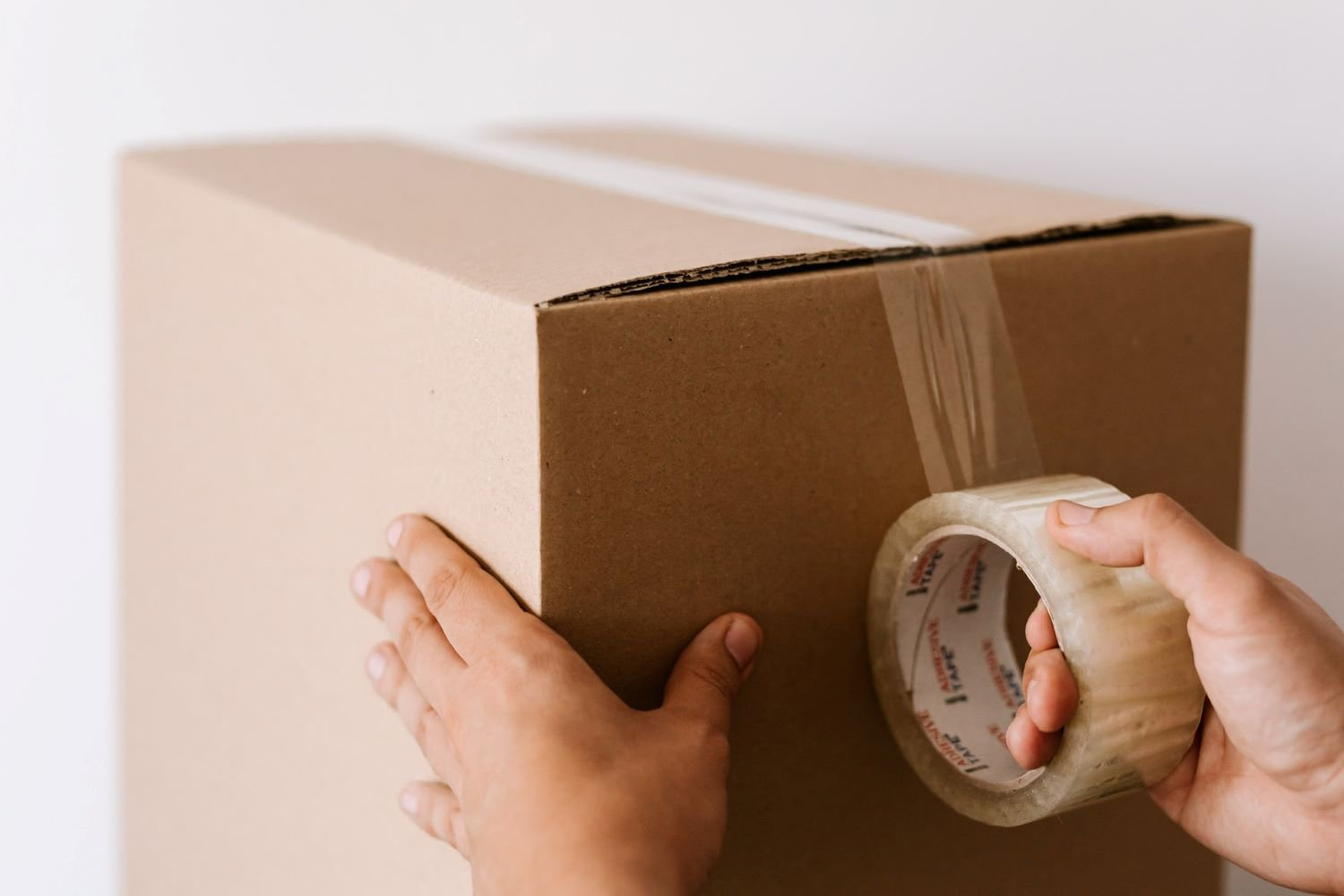Can I Use Duct Tape Instead of Packing Tape?