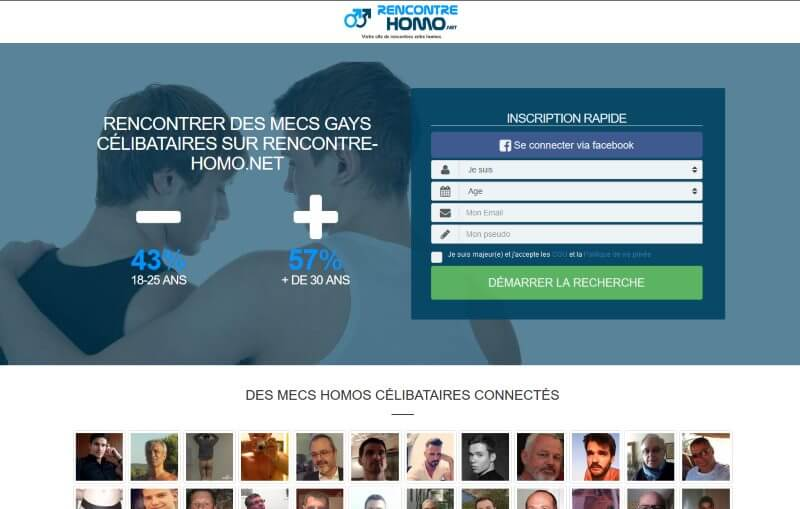 Rencontre-Homo.net - Avis 2017