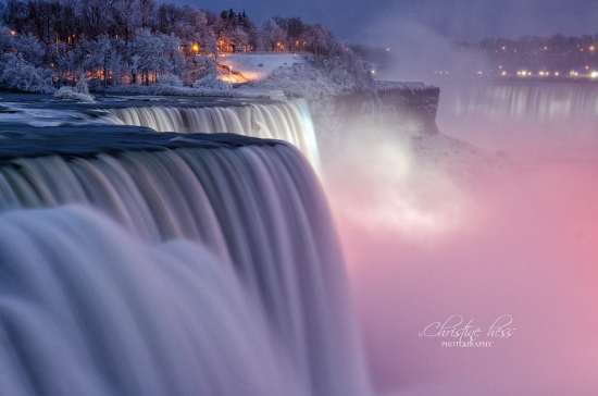 Niagara Falls - Photography by Christine Clark-Hess