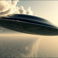 UFO Sighting By US Navy Over Atlantic Ocean