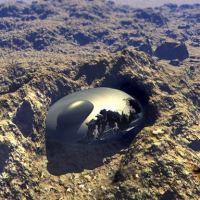 UFO And Alien Body Found In Arizona