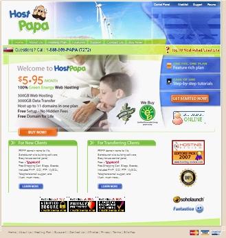 hostpapa.com