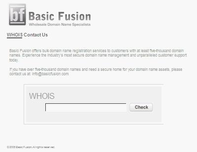 Basic Fusion