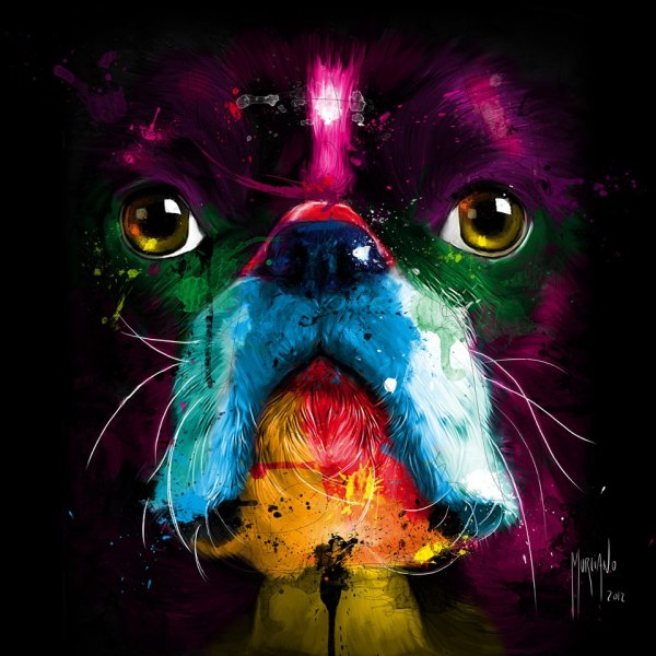 Energizing Pop Art Works French Artist Patrice Murciano