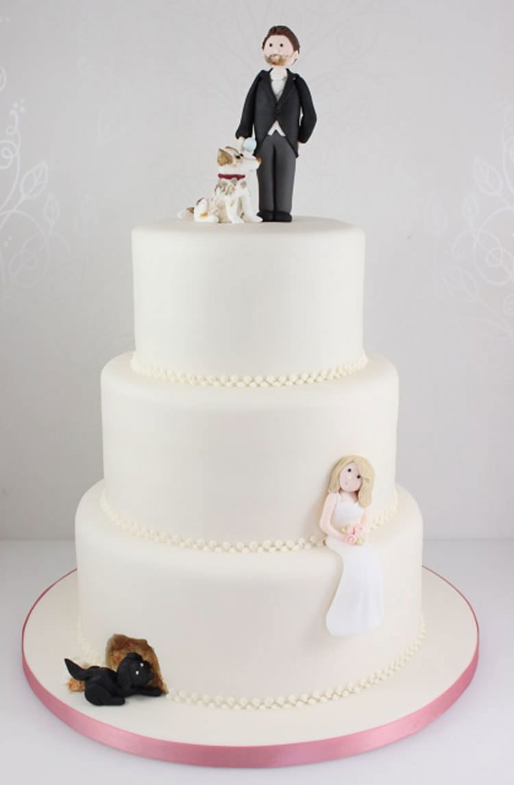 wedding-cake-toppers-dog-lovers