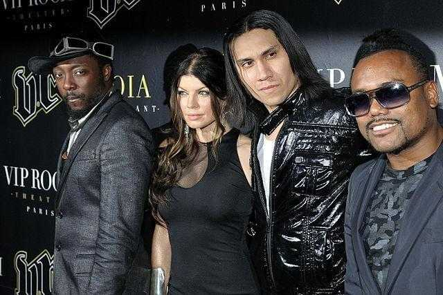 Black_Eyed_Peas Top2000 2017