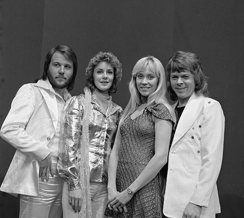 ABBA SOS Top2000 2017