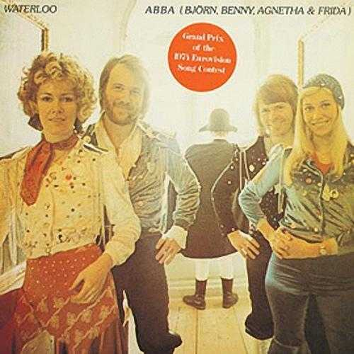 Abba Waterloo Top2000 2017