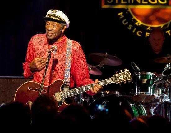 Chuck Berry Top2000 2017