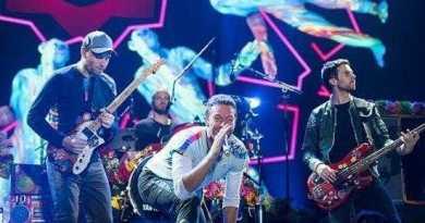 Coldplay Top2000 2017