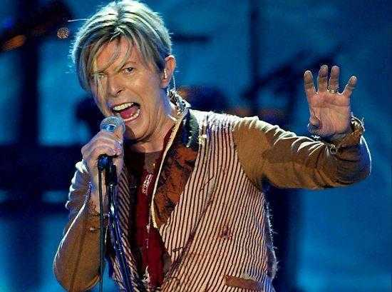 David Bowie Top2000 2017