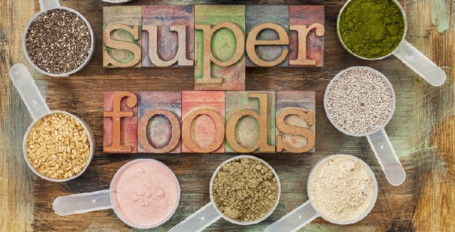 Top 5 super foods for weight loss