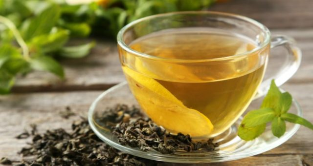 Green tea as a super food for weight loss