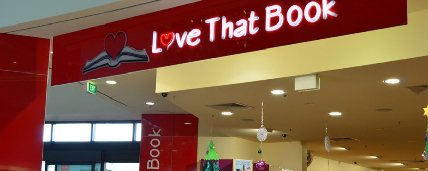 Love-That-Book-Helensvale-Westfield-Shopping
