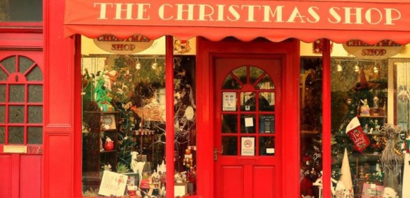 Top 3 Christmas Stores on the Gold Coast
