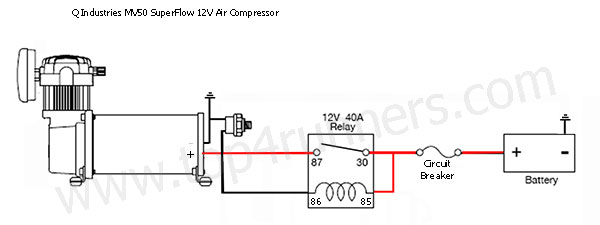 tn_mv50wiring viair compressor wiring diagram efcaviation com viair 380c air compressor wiring diagram at mifinder.co
