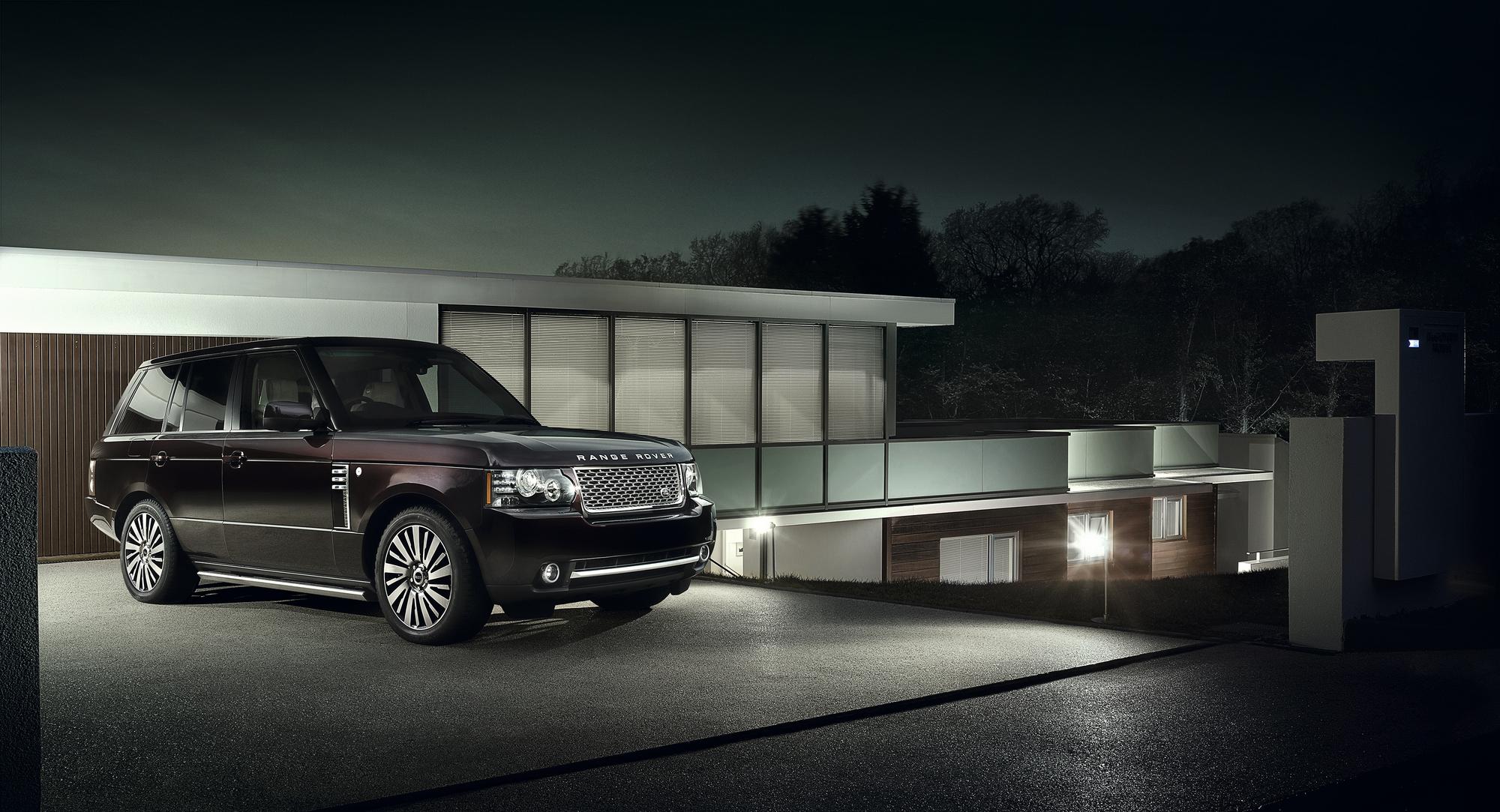 45 Land Rover Range Rover LR V8 Supercharged Top 50 Whips