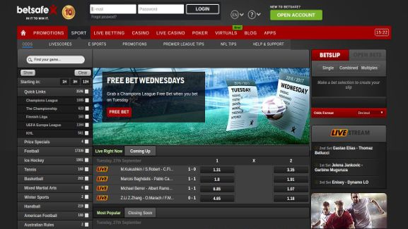 Betsafe review | Top betting site in 2020