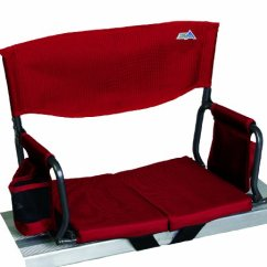 Stadium Chairs For Bleachers With Arms Little Tikes Classic Table And The 5 Best Bleacher Seats Product Reviews Ratings Rio Adventure Chair Review