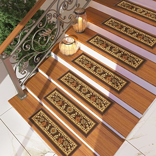 The 5 Best Stair Treads Ranked Product Reviews And Ratings | Best Non Slip Carpet For Stairs | Wood | Bullnose Carpet | Tile | Stair Runner | Wood Stairs