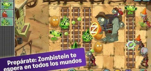 Plants vs. Zombies™ 2 pantallazos del videojuego