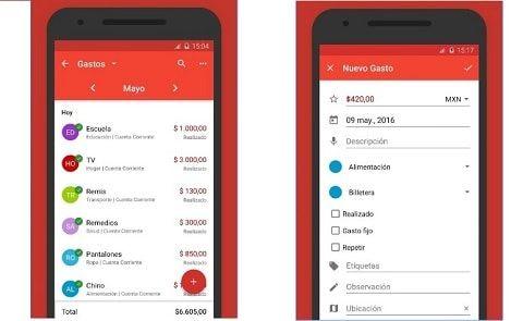 mobills finanzas personales caracteristicas 2 App gerenciador financiero