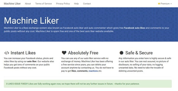 Top 5 Facebook Auto Liker Websites to Get Unlimited Likes