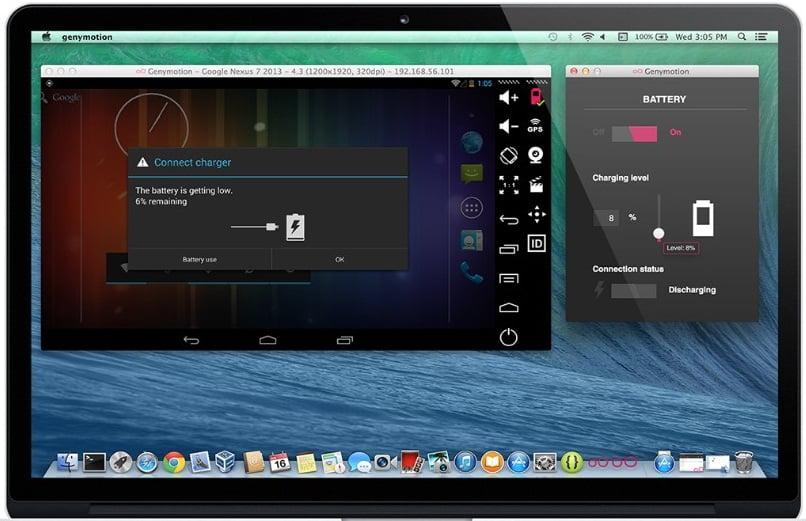 Geny motion App Player