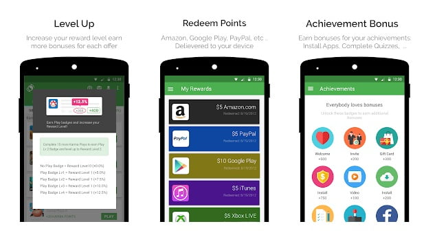 Google play paypal  2 Methods to get Free Google Play Credit