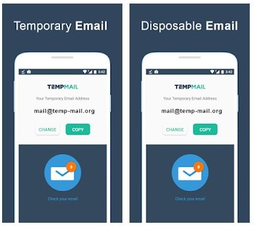 Top 5 Best Apps to Create Temporary Email (Fake Mail Generator) - Top5z