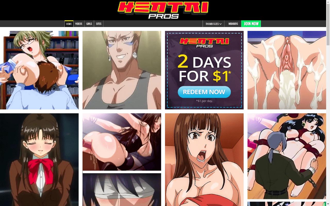 Hentaipros - Top Premium Hentai Porn Sites