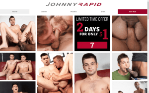 Johnnyrapid - Top Premium Gay Porn Sites